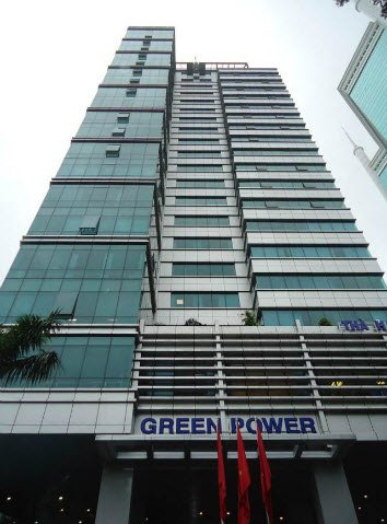Tổng quan Green Power Tower